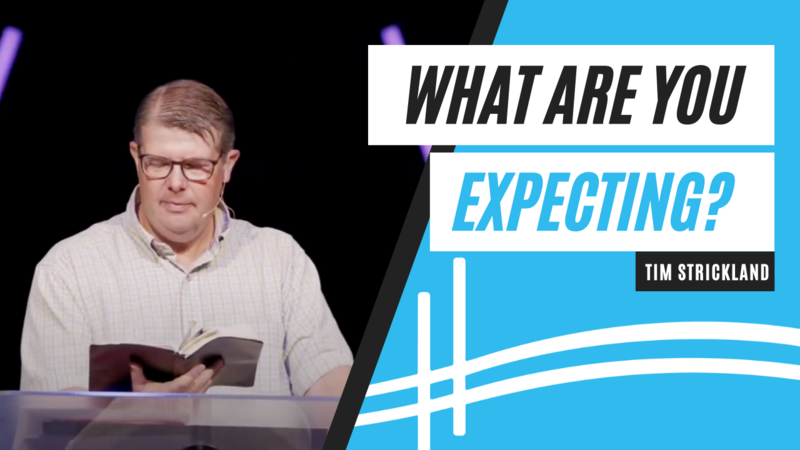What Are You Expecting?