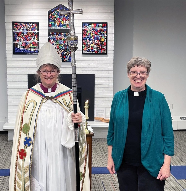 The Most Reverend Lynne McNaughton Installed as Metropolitan