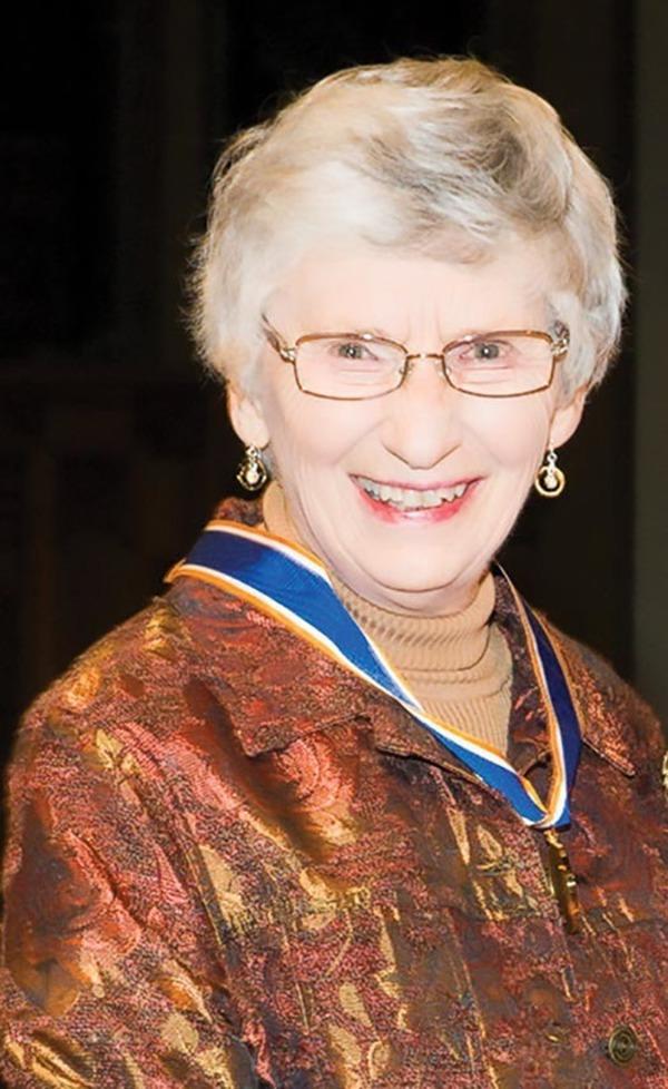 Roberta Irene Foxall, ODNW