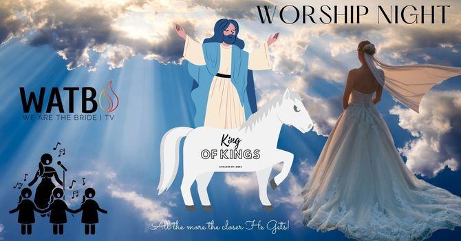 WATB Worship w/Dr. June Knight & Ann - Richard Peele