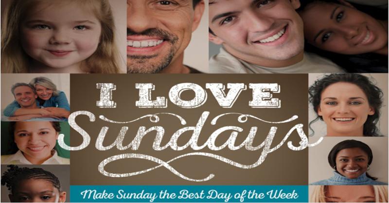 Sundays Can Surprise You
