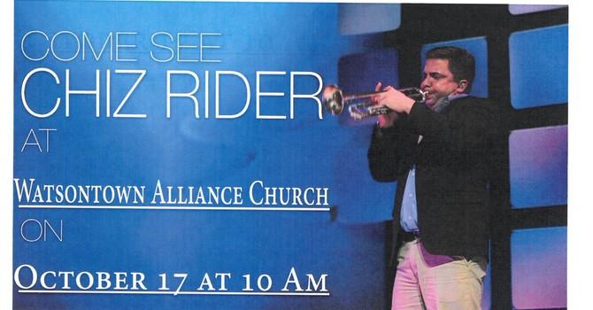 Chiz Rider Concert