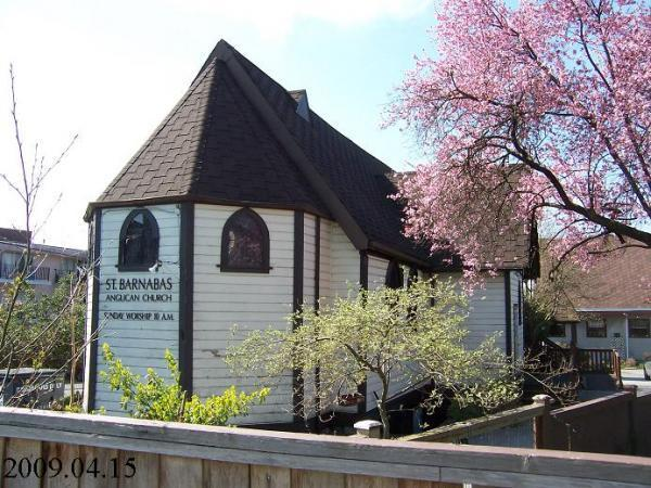 St. Barnabas' Parish Hall