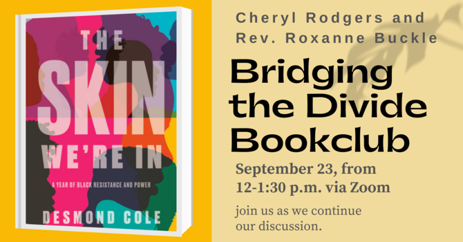 Newsletter - 'Bridging The Divide Bookclub' image