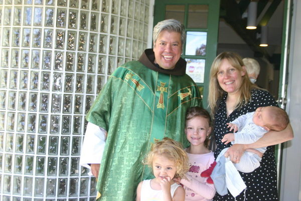 New minister offers recipe for spiritual guidance at St. Mark's,  Ocean Park