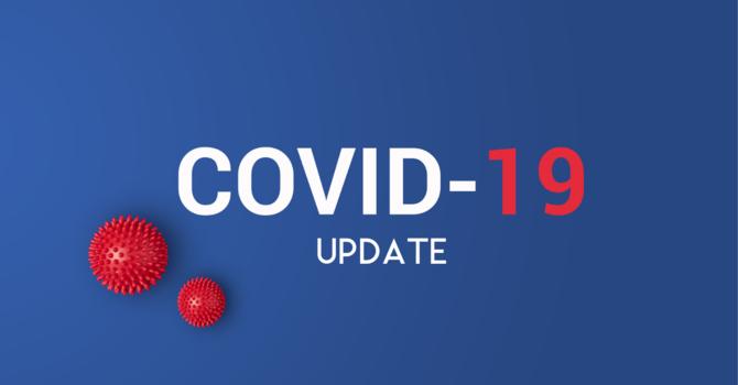 Clarification of current COVID protocols image