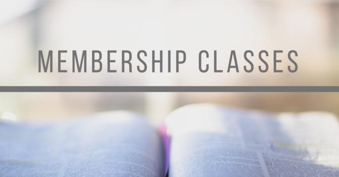 Register for Membership Classes
