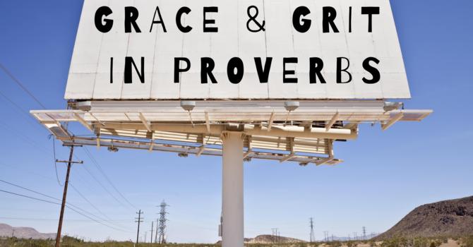 Grace & Grit (week one)