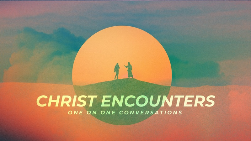 Christ Encounters, Part 3: The Rich Young Ruler