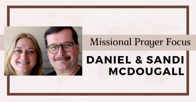 Daniel and Sandi McDougall image