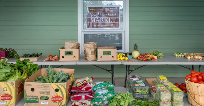 Living Edge Market