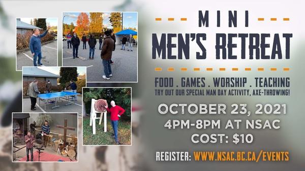 Mini Men's Retreat 2021