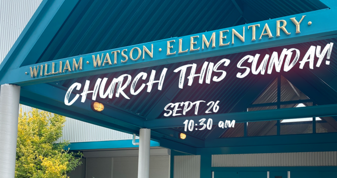Church This Sunday