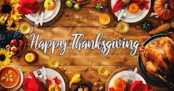 Thanksgiving Feast Day
