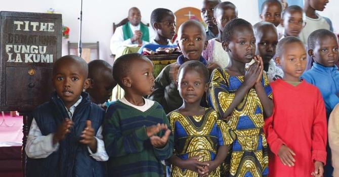 St. Thomas, Chilliwack Youth Group Mission image