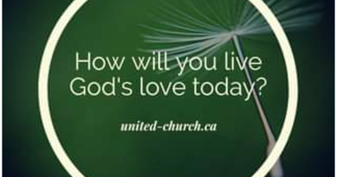 How Will You Live God's Love Today? image