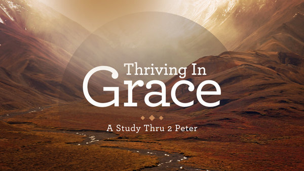 Thriving In Grace