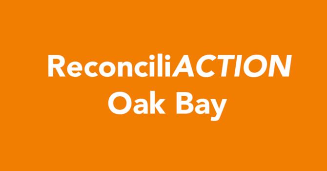 Announcing: ReconciliACTION Oak Bay
