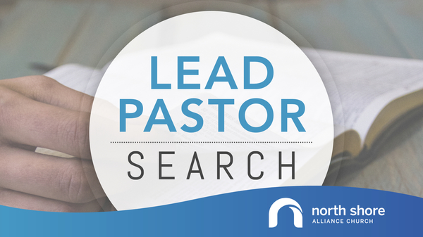 Pastoral Search Update