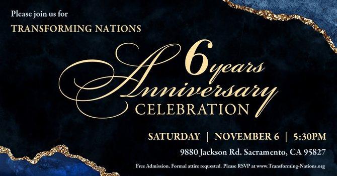 6th Anniversary Celebration