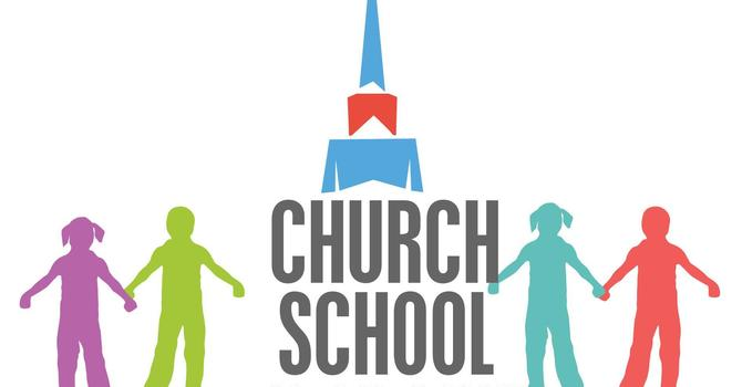 Church School is on PAUSE!!! image