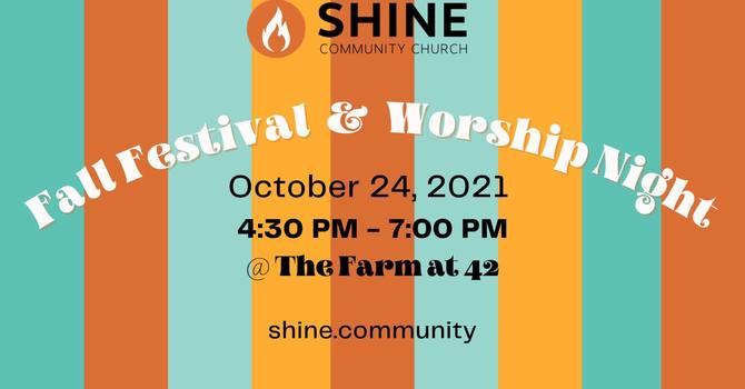 Fall Festival & Worship Night