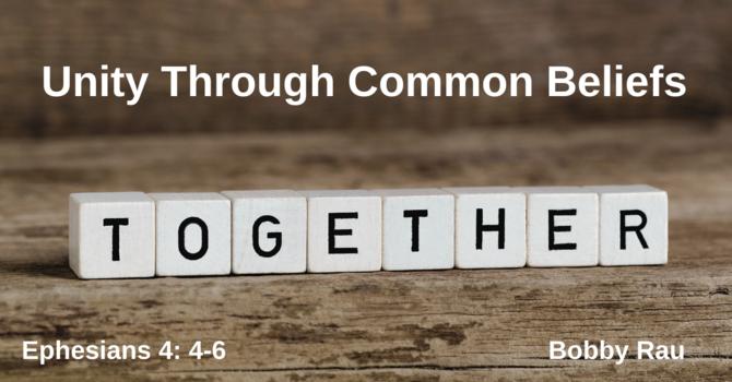 Unity Through Common Beliefs
