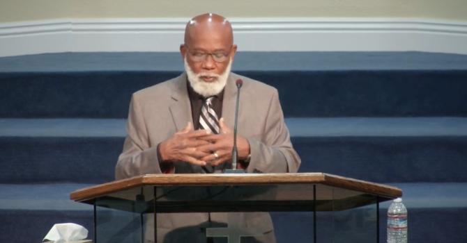 Whatever We Need, God's Got It   September 26, 2021   11 A.M.   Rev. Henry Phillips