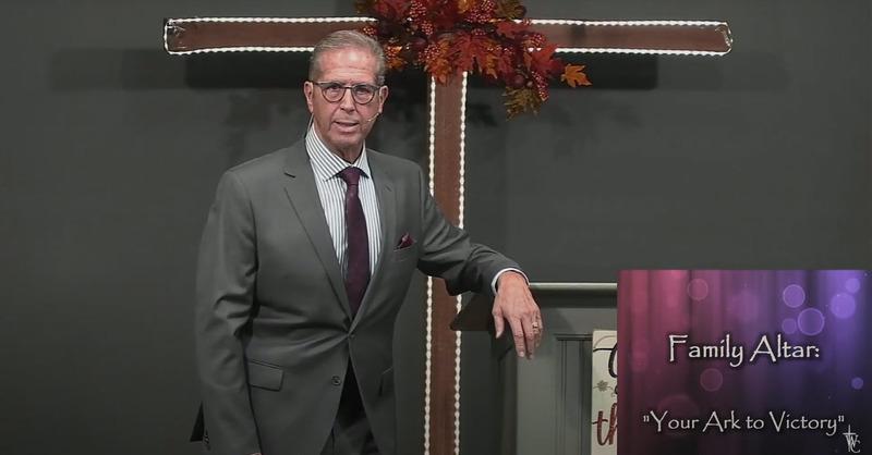 #52 Pastor Wes Oakley: Family Altar