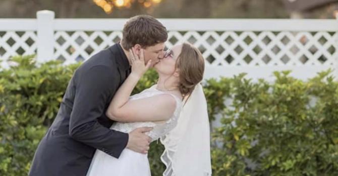 Cogratulations to Mrs. & Mrs David Hawkins III