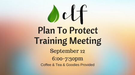 Plan to Protect training meeting