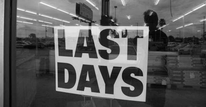 Last Days -or- End Times