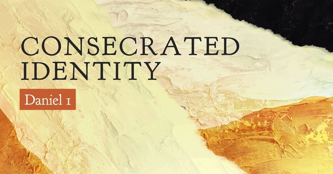 CONSECRATED IDENTITY