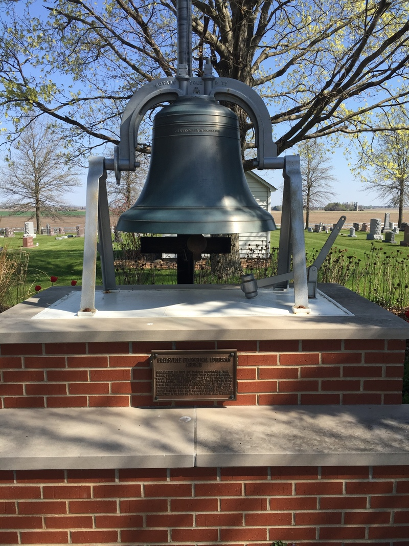 Special Prayer Service for Fredsville's Cemetery