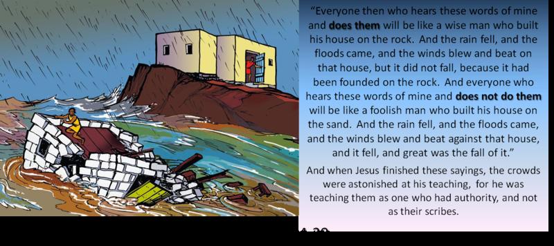Bedrock or Shifting Sand