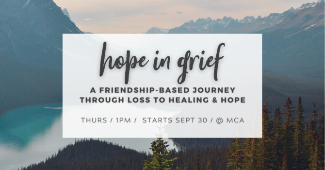 Hope in Grief