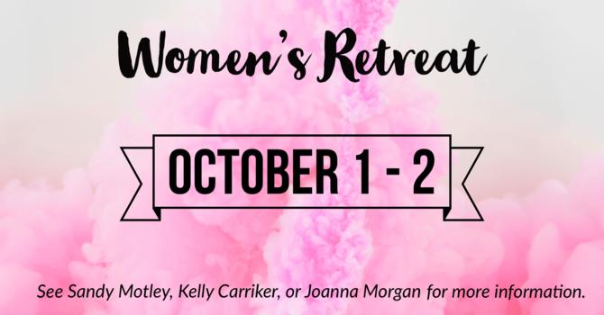 Women's Retreat  image