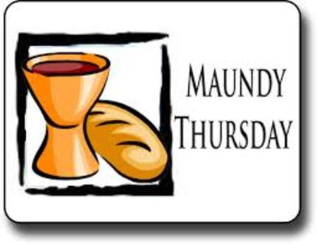 Simple Supper & Maundy Thursday Service