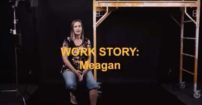 WORK STORY: Meagan | stay-at-home mom image