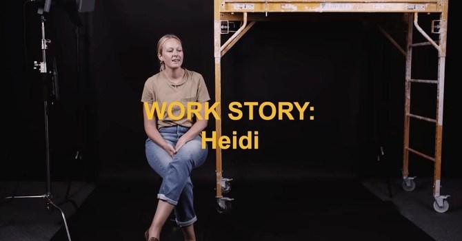 WORK STORY: Heidi | nurse image