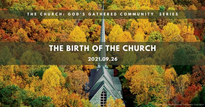 2 The Birth of the Churh