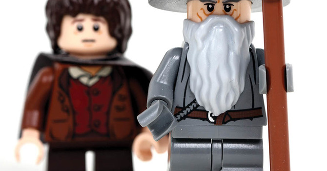 HARRY POTTER, GANDALF, AND THE BAPTISM OF ONE'S OWN GREATGRANDCHILD