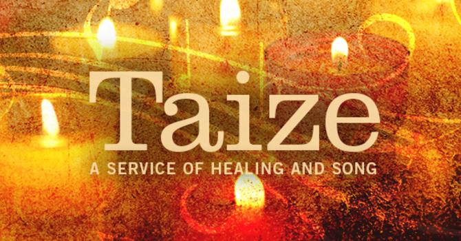 Taizé Service
