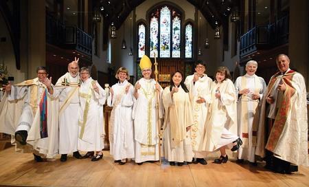 Heralds of the Kingdom - Ordinations 2018