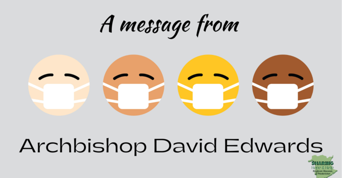 A message from Archbishop David Edwards image