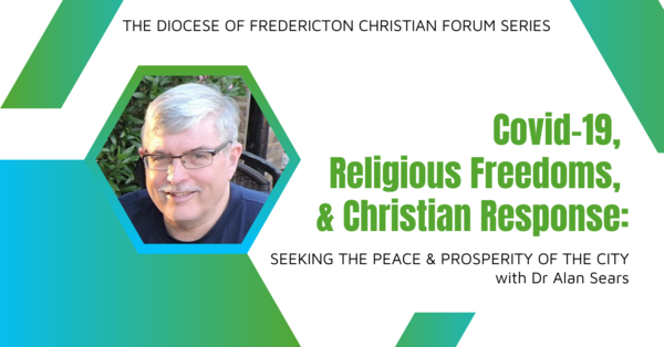 Covid-19, Religious Freedoms & Christian Response:
