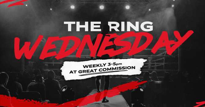 The Ring - 7th - 12th Grade gathering