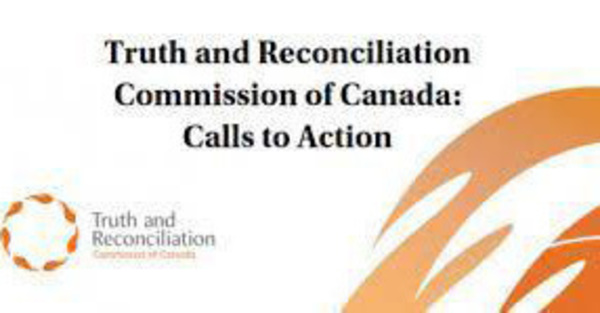 Public Reading of TRC Calls to Action