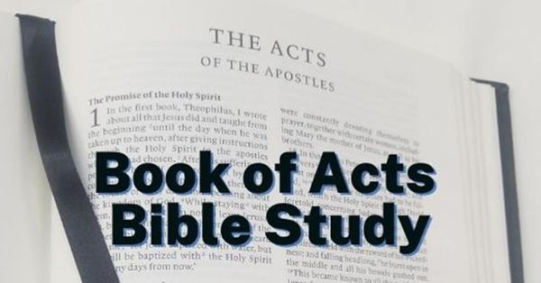 Online Bible Study