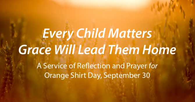 Every Child Matters: Grace Will Lead Them Home image